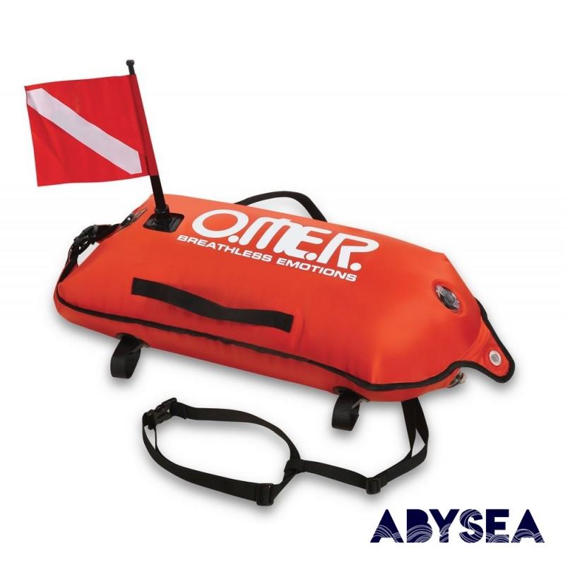 OMER - BOUÉE SAC ETANCHE - Bouée / planche • Accroche poisson • Dry box - Accastillage • Accessoires de chasse - Atlantys