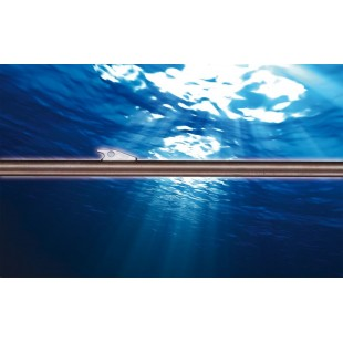 FLECHE INOX AMERICA ø6.5mm OMER DOUBLE ARDILLON