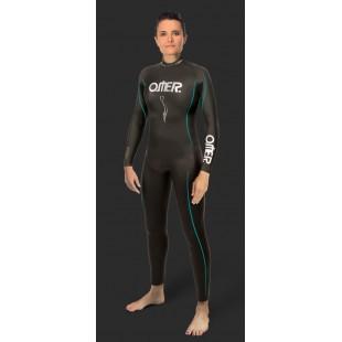 Combinaison de nage / apnée Femme - UMBERTO PELIZZARI - UP W6 - 1.5mm
