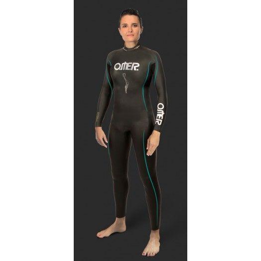 Combinaison de nage / apnée Femme - UMBERTO PELIZZARI - UP W6 - 1.5mm - Combinaisons apnée & snorkeling - Triathlon • Apnée •