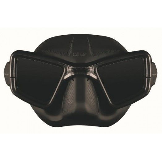 MASQUE -UMBERTO PELIZZARI - UP-M1 NOIR - Masques apnée & snorkeling • tubas - Triathlon • Apnée • Snorkeling - Atlantys