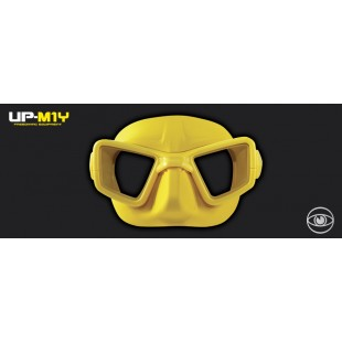 MASQUE - UMBERTO PELIZZARI - UP-M1Y JAUNE