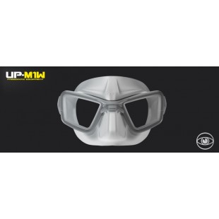 MASQUE - UMBERTO PELIZZARI - UP-M1W BLANC