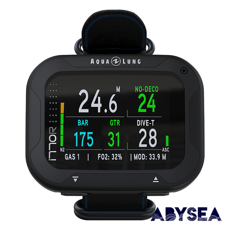 Ordinateur de plongée AQUALUNG i770R - Ordinateurs • montres de plongée - Plongée sous-marine - Atlantys Homopalmus