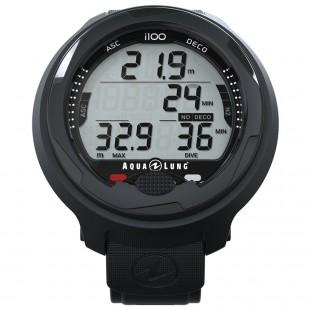 ORDINATEUR DE PLONGEE - AQUALUNG - I100 - Ordinateurs • montres de plongée - Plongée sous-marine - Abysea