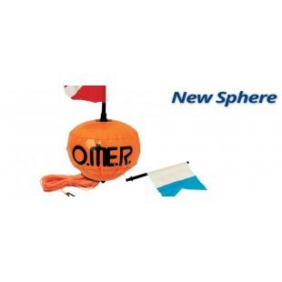 OMER - BOUÉE RONDE - New Sphere - Bouée / planche • Accroche poisson • Dry box - Accastillage • Accessoires de chasse - Abysea