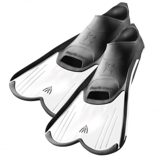 CRESSI - PALMES LIGHT - Palmes apnée & snorkeling - Triathlon • Apnée • Snorkeling - Atlantys Homopalmus