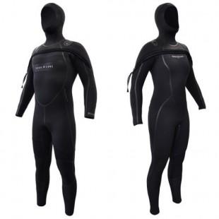 Combinaison semi-étanche homme - AQUALUNG - SOLA FX - Combinaisons de plongée - Plongée sous-marine - Abysea