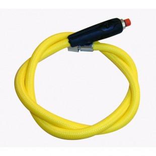 Flexible AQUALUNG Aqua flex MP jaune complet Legend 2 - Accastillage • Accessoires de plongée - Plongée sous-marine - Abysea
