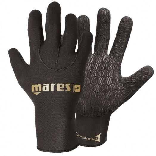 Gants - MARES - Flex Gold 30 Ultrastrech - 3mm - Gants • chaussons de chasse - Chasse sous-marine - Atlantys Homopalmus