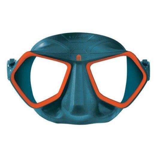 OMER - MASQUE - WOLF - Masques • tubas apnée & snorkeling - Triathlon • Apnée • Snorkeling - Abysea