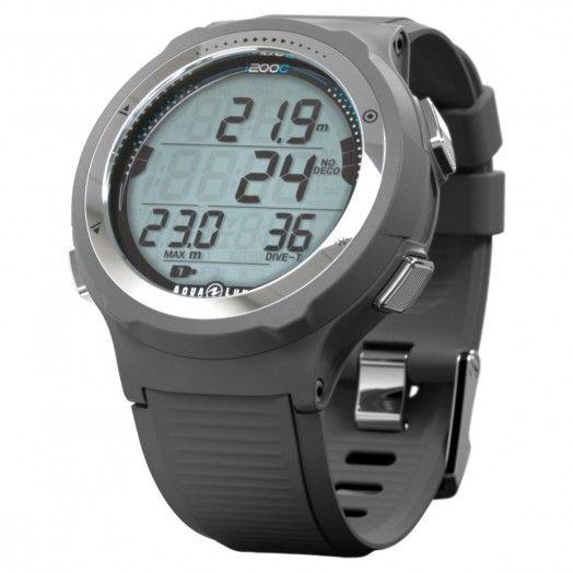 Ordinateur de plongée AQUALUNG i200C - Ordinateurs • montres de plongée - Plongée sous-marine - Atlantys Homopalmus