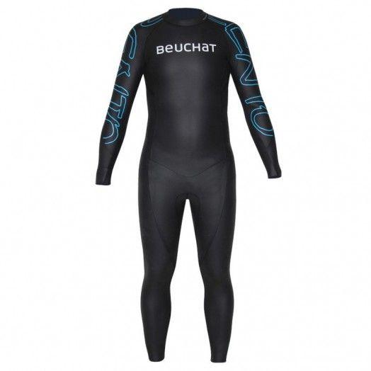Combinaison de nage Beuchat ZENTO - Combinaisons apnée & snorkeling - Triathlon • Apnée • Snorkeling - Atlantys Homopalmus