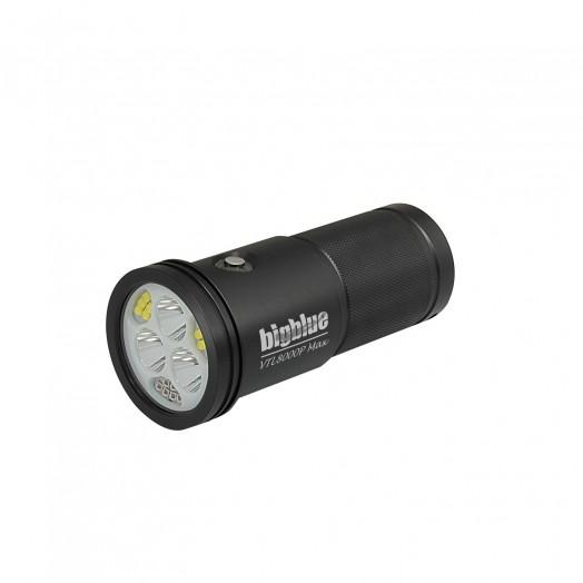 Bigblue VTL 8000 P MAX - Lampes de plongée - Plongée sous-marine - Abysea