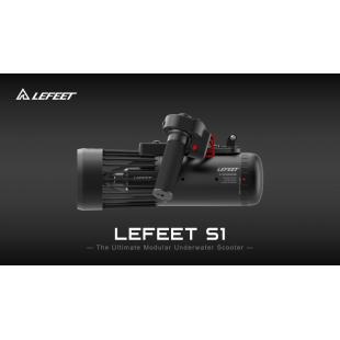 Mini propulseur sous-marin Lefeet (scooter sous-marin) - Plongée sous-marine - Nos produits - Abysea