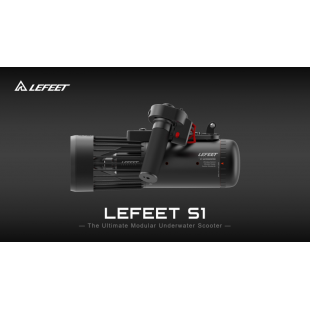 Mini propulseur sous-marin Lefeet (scooter...