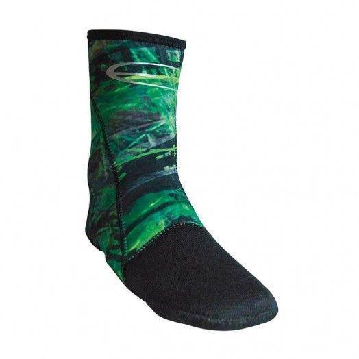 Chaussons - Epsealon - green fusion - Gants • chaussons de chasse - Chasse sous-marine - Abysea