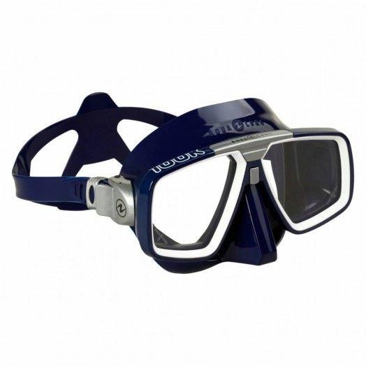 Masque - Aqualung - Look Bleu Navy + Jeu de 3 Verres - Masques de plongée • tubas - Plongée sous-marine - Atlantys Homopalmus