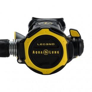 Détendeur de plongée - Aqualung - Pack détendeur Legend 3 DIN + Octopus