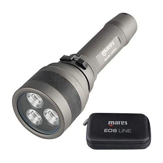 LAMPE - MARES- EOS 15 RZ - Lampes de plongée - Plongée sous-marine - Atlantys Homopalmus