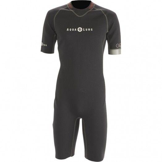 COMBINAISON DE PLONGÉE - AQUALUNG - Sous-vêtements / Shorty TITANIUM 1mm - Combinaisons de plongée - Plongée sous-marine -