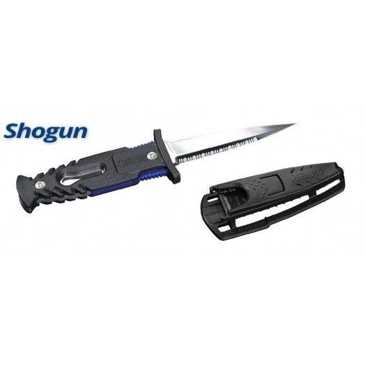 Couteau Shogun - OMER - Couteaux • dagues - Chasse sous-marine - Abysea
