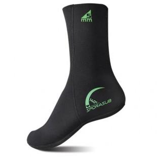 Chaussettes de plongée Sporasub 140° - Gants • chaussons de chasse - Chasse sous-marine - Abysea