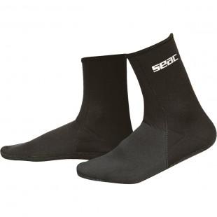 SEAC - Chaussons de plongée STANDARD - 2,5mm - Gants • chaussons apnée & snorkeling - Triathlon • Apnée • Snorkeling - Abysea