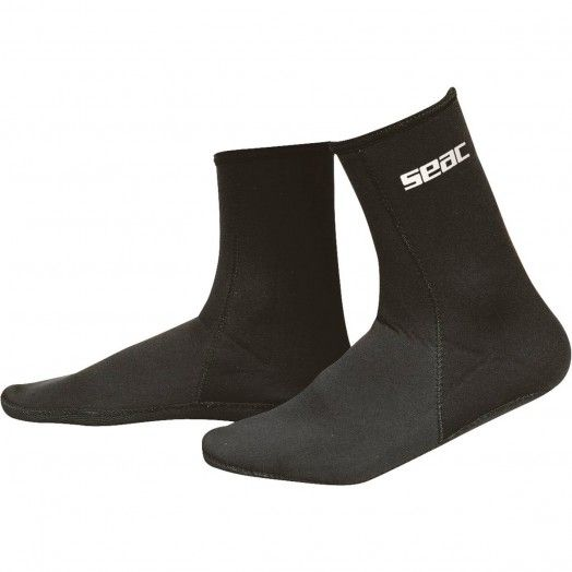 SEAC - Chaussons de plongée STANDARD - 2,5mm - Gants • chaussons apnée & snorkeling - Triathlon • Apnée • Snorkeling - Atlantys