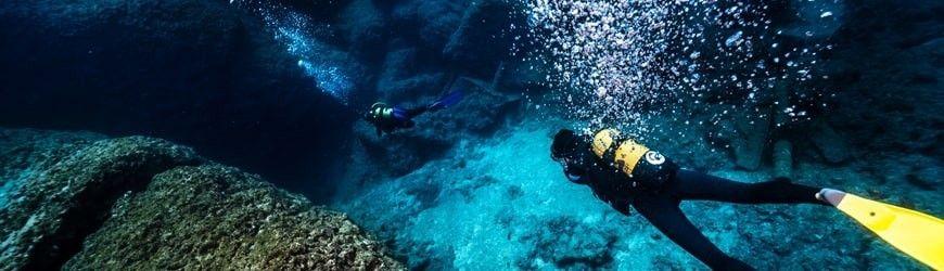 Equipement de plongée sous-marine