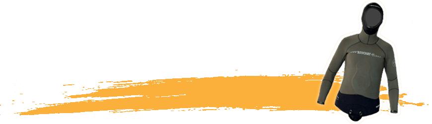 Combinaison de chasse sous-marine - Fabriquées en néoprène - Abysea