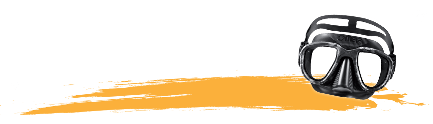 Masques • tubas de chasse - Atlantys Homopalmus
