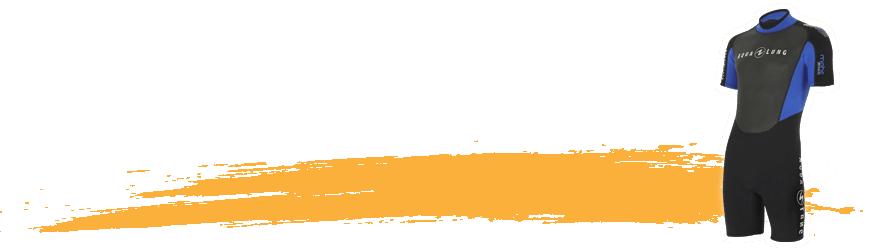 Combinaisons de plongée sous marine - Atlantys Homopalmus