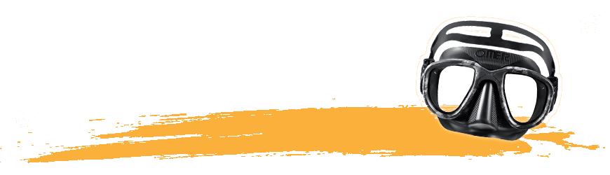 Masques • tubas de plongée - Atlantys Homopalmus