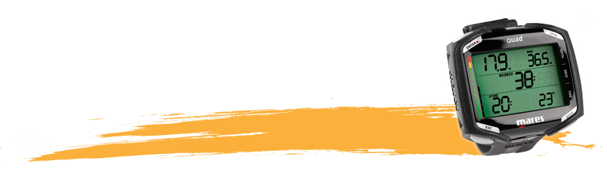 Ordinateurs • montres de plongée - Atlantys Homopalmus