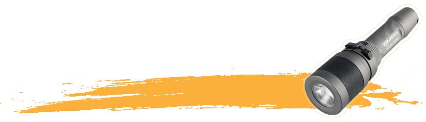 Lampe de plongée sous-marine