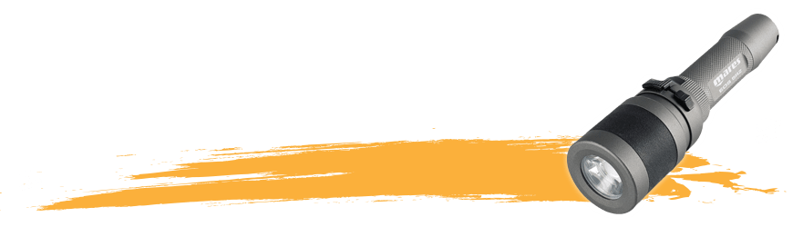 Lampes de plongée - Atlantys Homopalmus