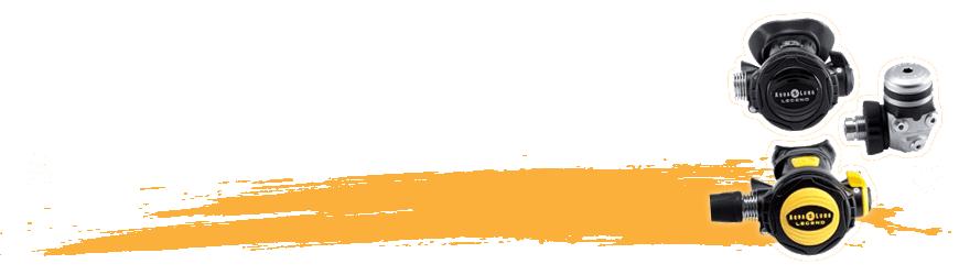 Détendeurs de plongée - Atlantys Homopalmus