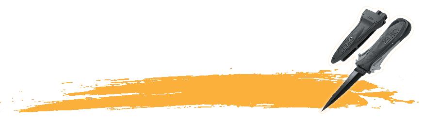 Couteaux • dagues - Atlantys Homopalmus