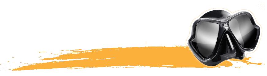 Masques • tubas apnée & snorkeling - Atlantys Homopalmus