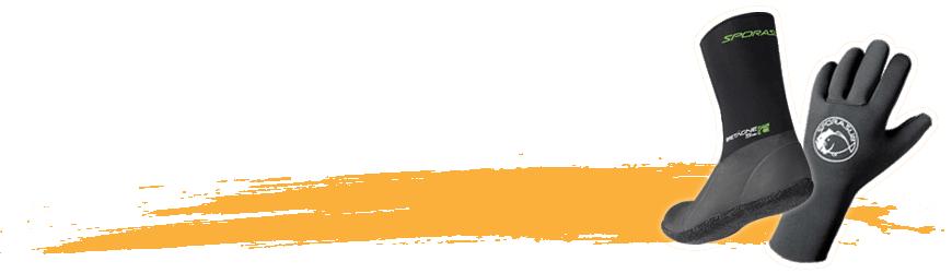 Gants • chaussons apnée & snorkeling - Atlantys Homopalmus