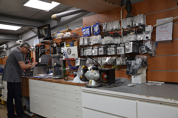 Atelier réparation & révision
