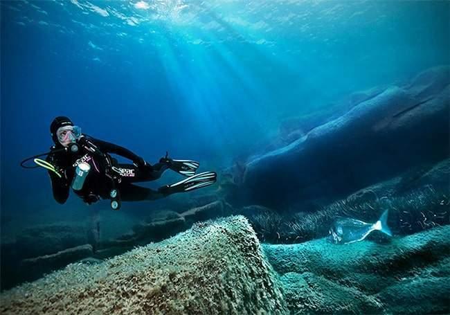 Plongée Seac sub